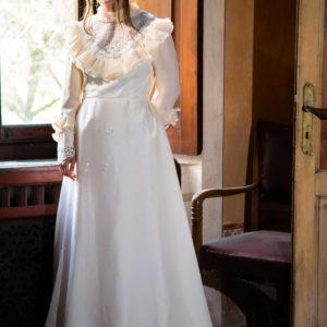 Abiti Da Sposa Anni 6070.Bride Archivi Ricottine Vintage Shop